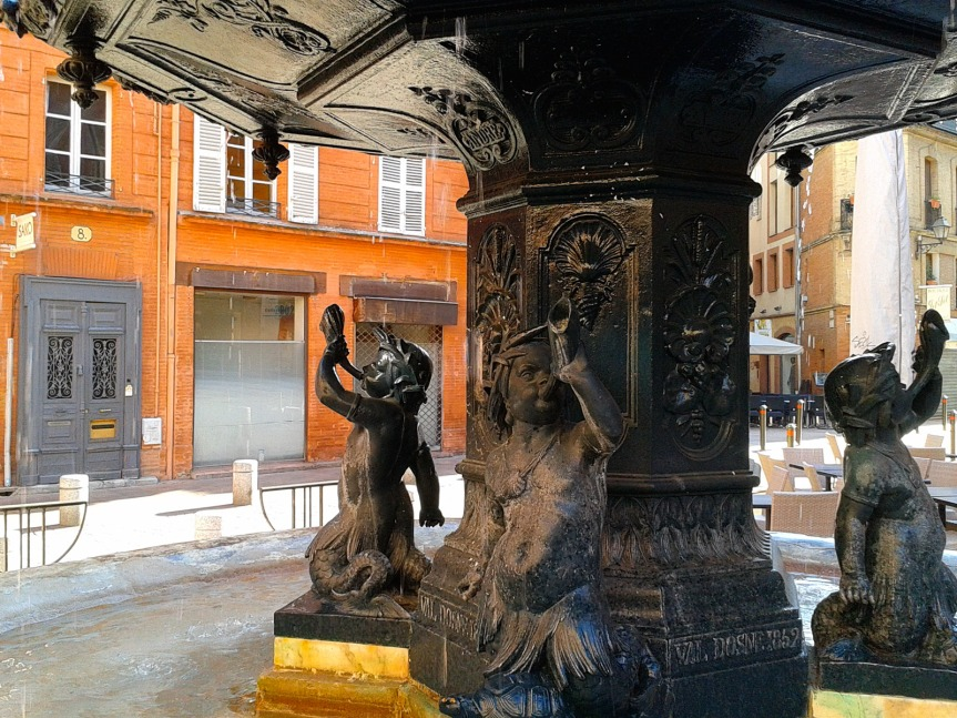 Fontaine de la place Salengro