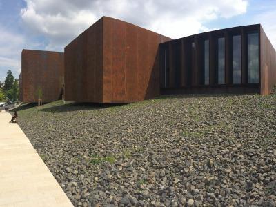 Un musée en symbiose avec l'oeuvre de Soulages/