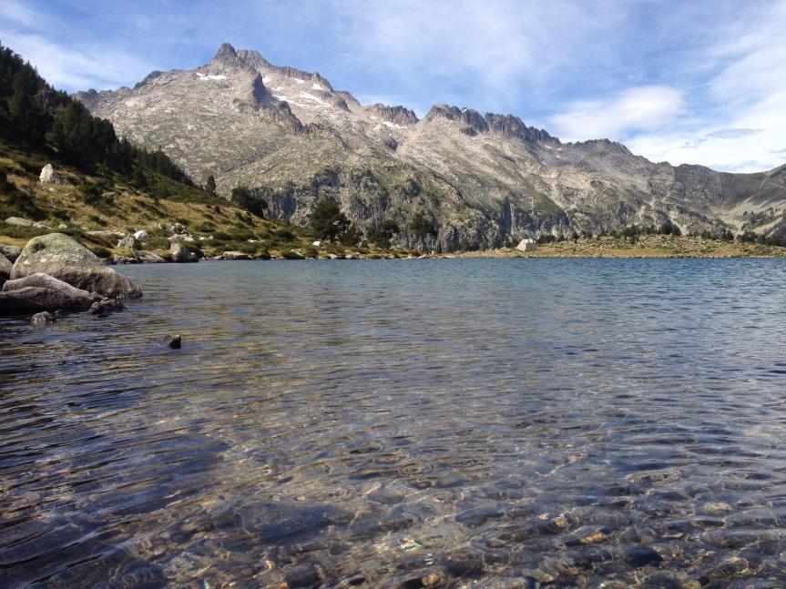 Le lac d'Aumar, joyau de Néouvielle