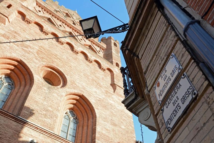 A l'angle de la rue du Taur et de la rue des Pénitents Gris, une scène de crime datant du début du XVIIème siècle (l'affaire Violante Castro)