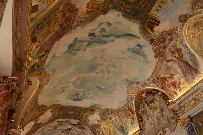 Le Capitole - Un détour pour admirer les peintures de la Salle des Illustres