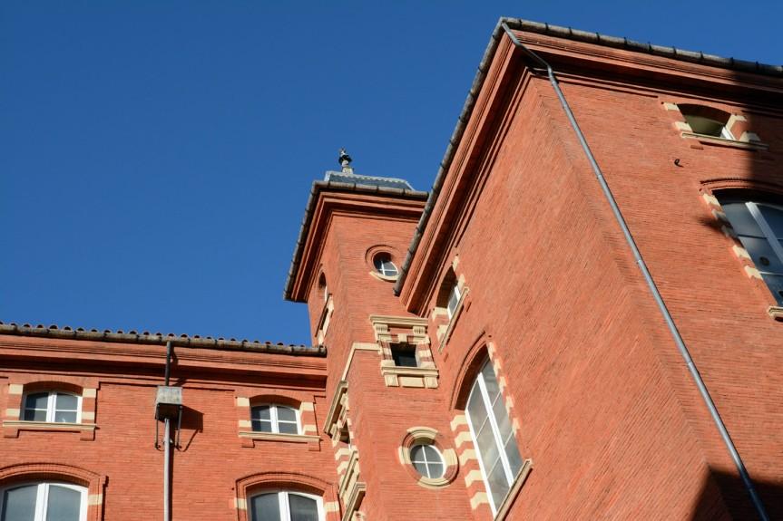 L'ancien hôtel particulier de Jean Duranti, président du Parlement de Toulouse, exécuté place Saint-Georges.
