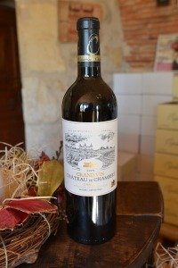 Grand vin de Chambert.