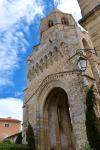 A Sorèze, le clocher Saint-Martin.