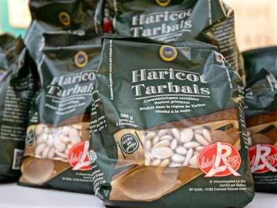 Le Haricot Tarbais, remarquable de goût et de finesse.