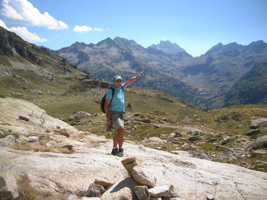 Le Vignemale (3298 mètres), le plus haut sommet des Pyrénées françaises