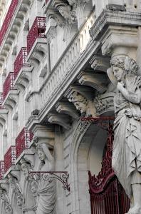 A Cauterets, une architecture héritée de l'âge d'or du thermalisme.