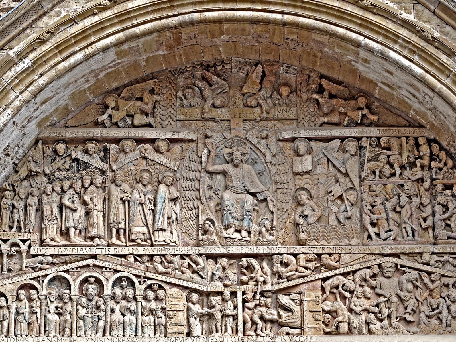 Grand Foyer De L Art Roman : La p tite histoire des grands sites conques entre enfer