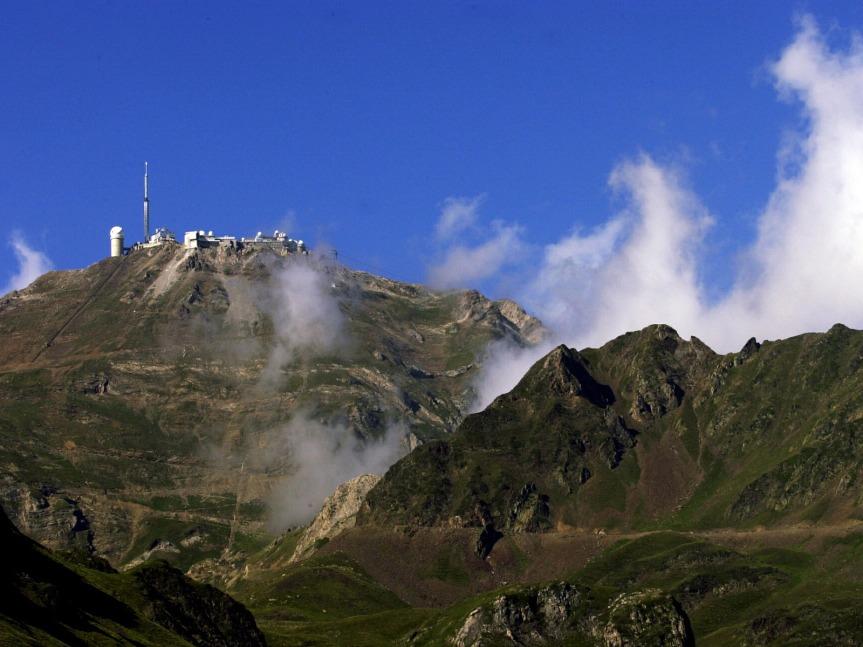 Hier comme aujourd'hui, le Pic du Midi et le Col du Tourmalet sont un lieu d'excursion incontournable.