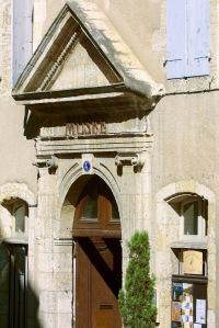 Musée des Jacobins, l'entrée © Mairie d'Auch / Office de Tourisme du Grand Auch