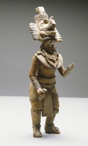 Figurine Maya © Musée des Jacobins Auch