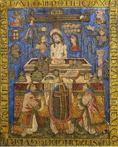 La messe de Saint-Grégoire © Musée des Jacobins Auch