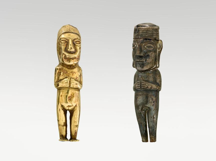 Statuettes incas © Musée des Jacobins Auch